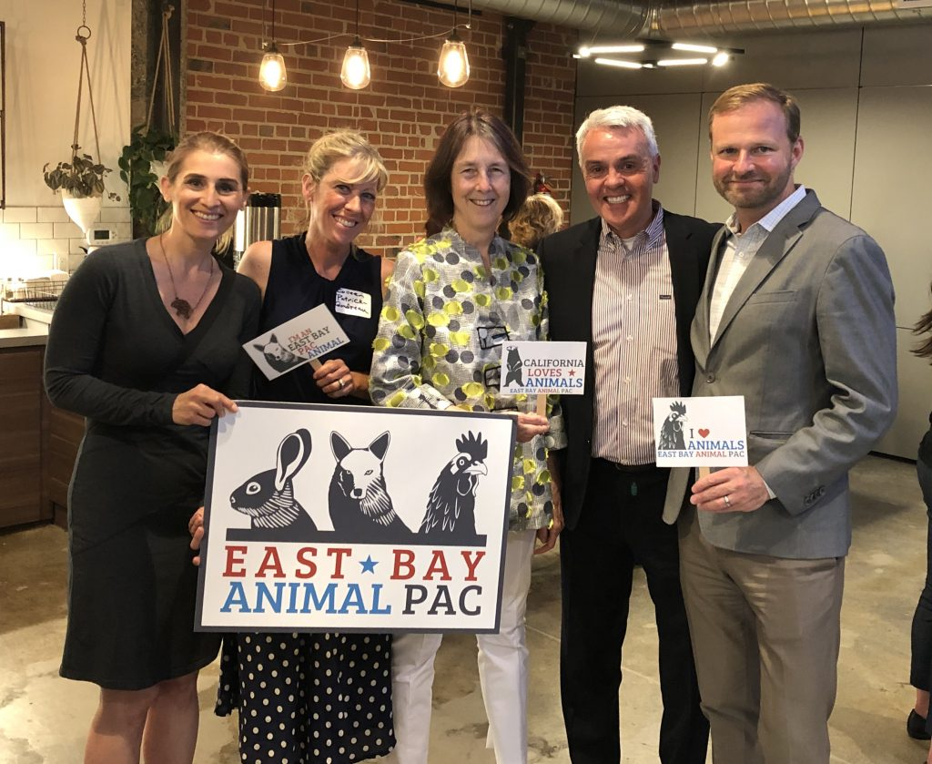 East Bay Animal PAC with Nancy Skinner